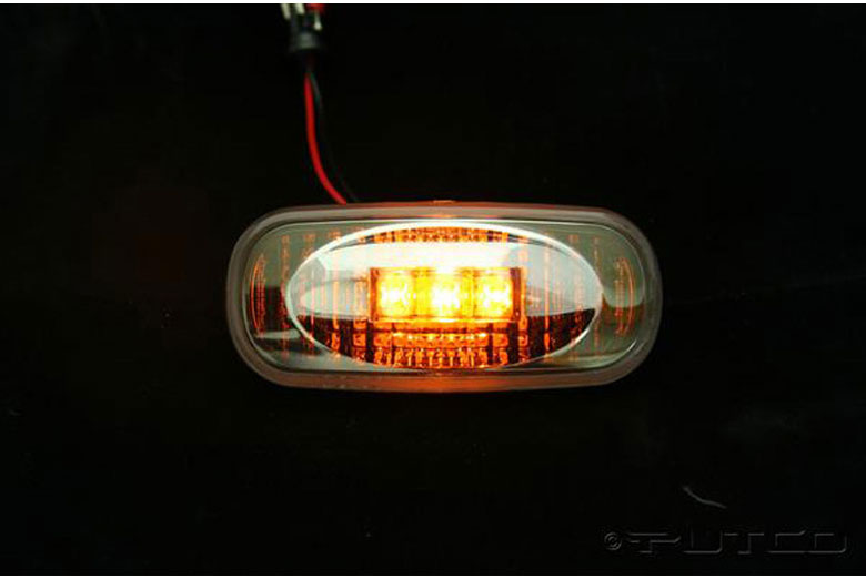 2009 Dodge Ram Fender Marker Lights