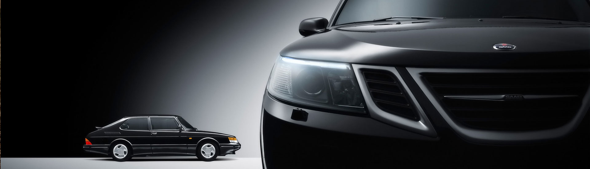 Saab Headlight Tint Covers