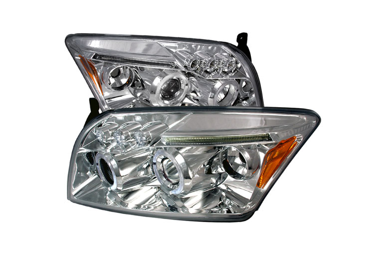 2008 Dodge Caliber Aftermarket Headlights