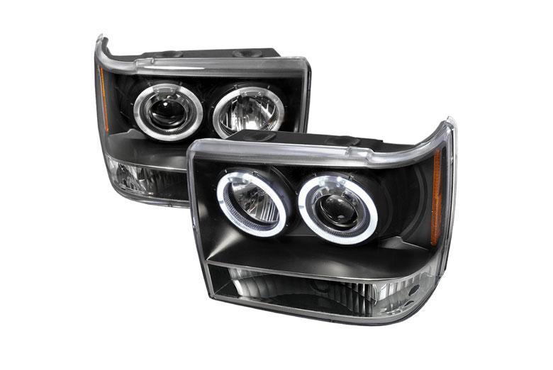 1994 Jeep Grand Cherokee Aftermarket Headlights