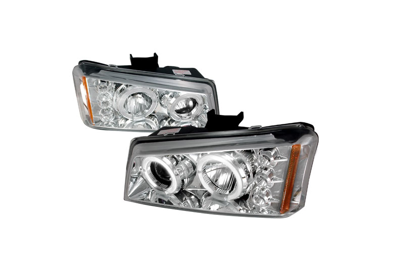 2006 Chevrolet Silverado Aftermarket Headlights