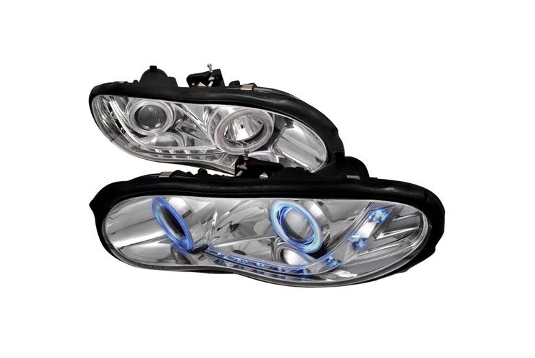 2000 chevrolet camaro custom headlights aftermarket for 2000 camaro window motor replacement