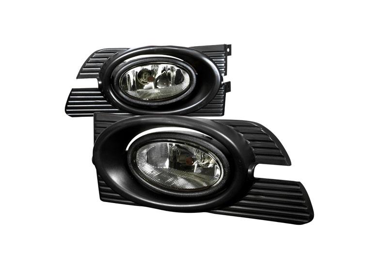 2001 honda accord custom fog lights aftermarket fog lights. Black Bedroom Furniture Sets. Home Design Ideas