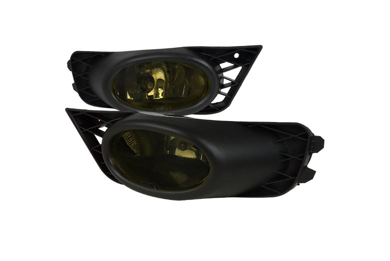 2009 Honda Civic Aftermarket Fog Lights