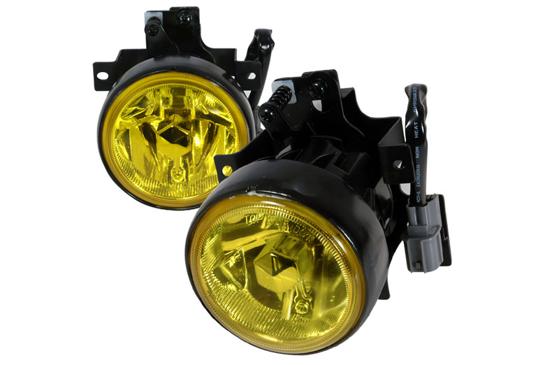 2003 Honda Element Aftermarket Fog Lights