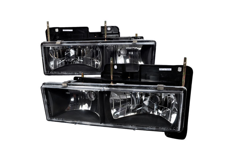 1998 GMC Suburban Aftermarket Headlights