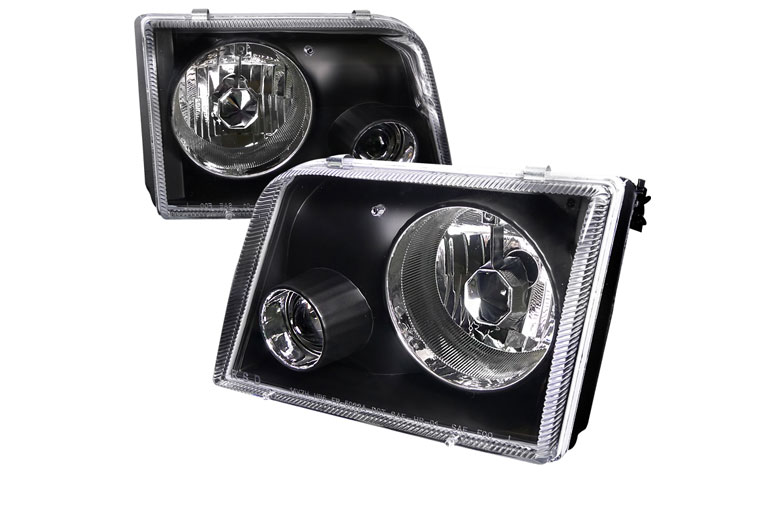 1997 Ford Ranger Aftermarket Headlights