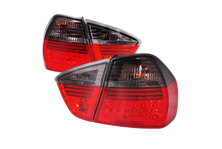 2007 BMW 3-Series Aftermarket Tail Lights