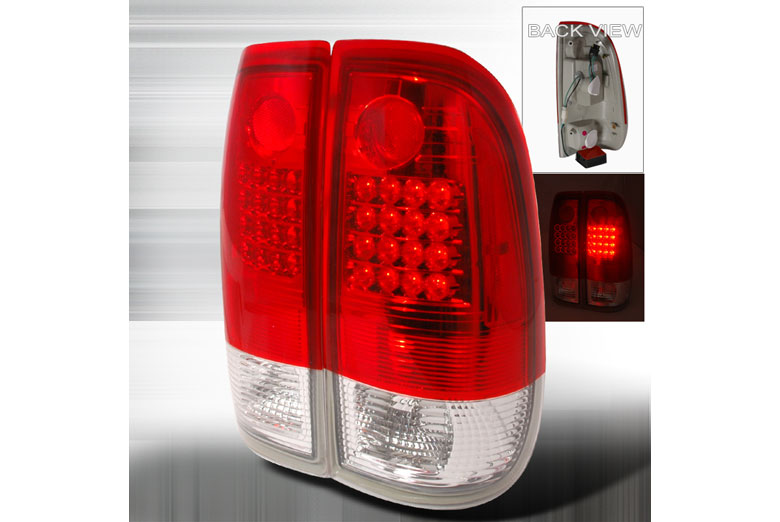 1997 Ford F-350 Aftermarket Tail Lights