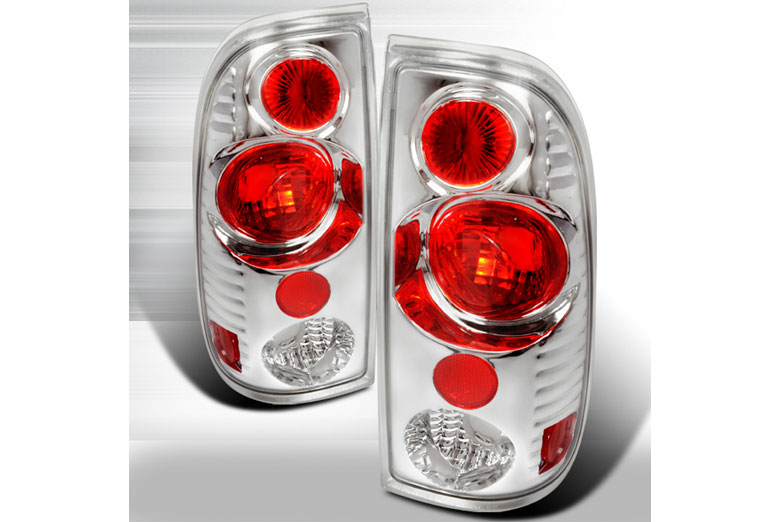 2006 Ford F-250 Aftermarket Tail Lights