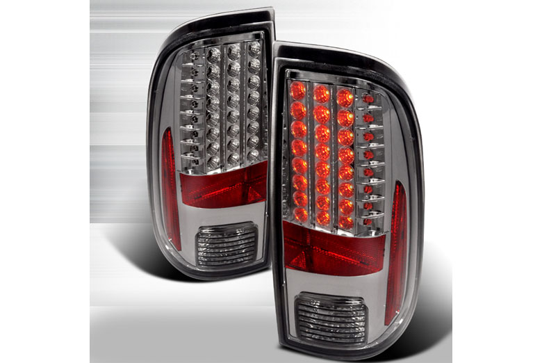 2009 Ford F-550 Aftermarket Tail Lights