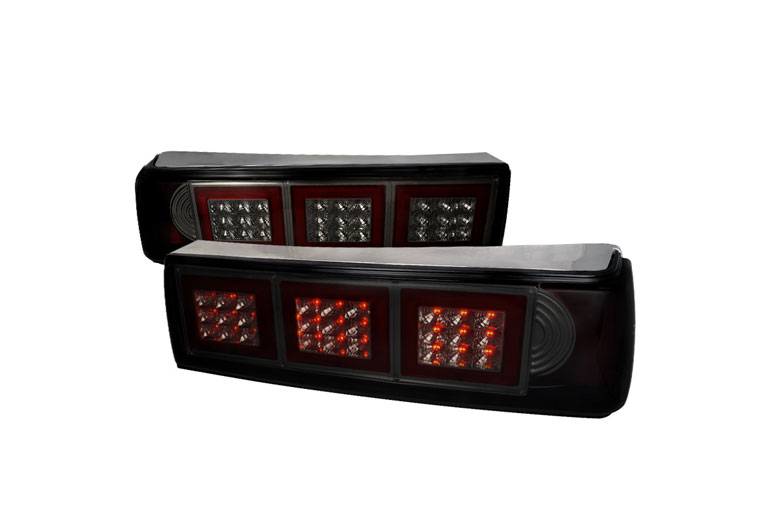 1992 ford mustang custom tail lights 1992 ford mustang. Black Bedroom Furniture Sets. Home Design Ideas
