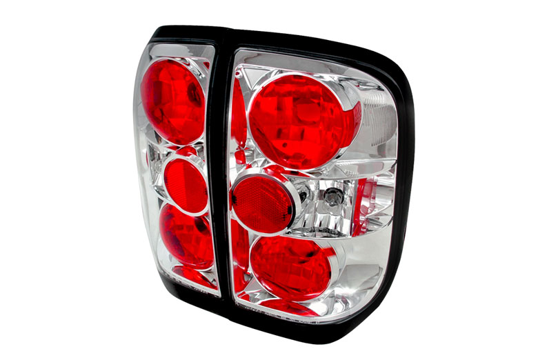 2004 Nissan Pathfinder Aftermarket Tail Lights
