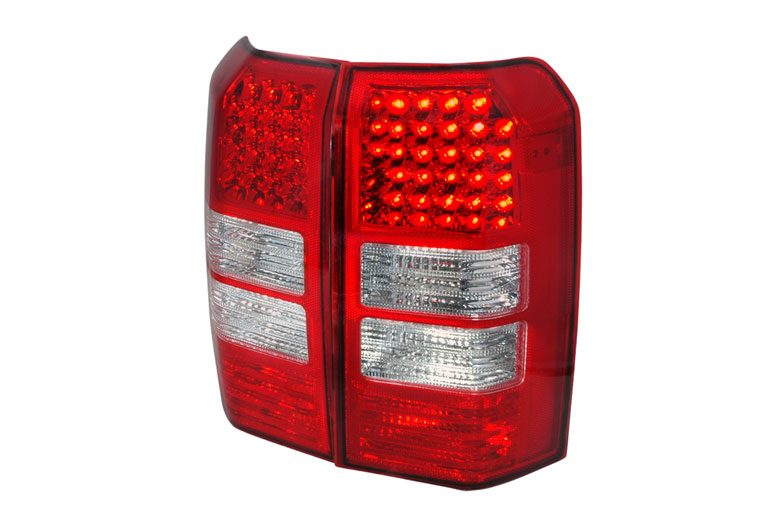 2007 Jeep Patriot Aftermarket Tail Lights