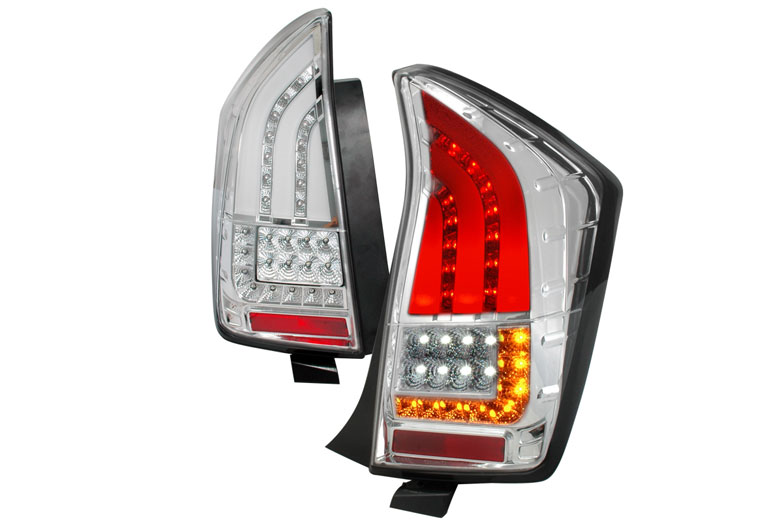 2010 Toyota Prius Aftermarket Tail Lights