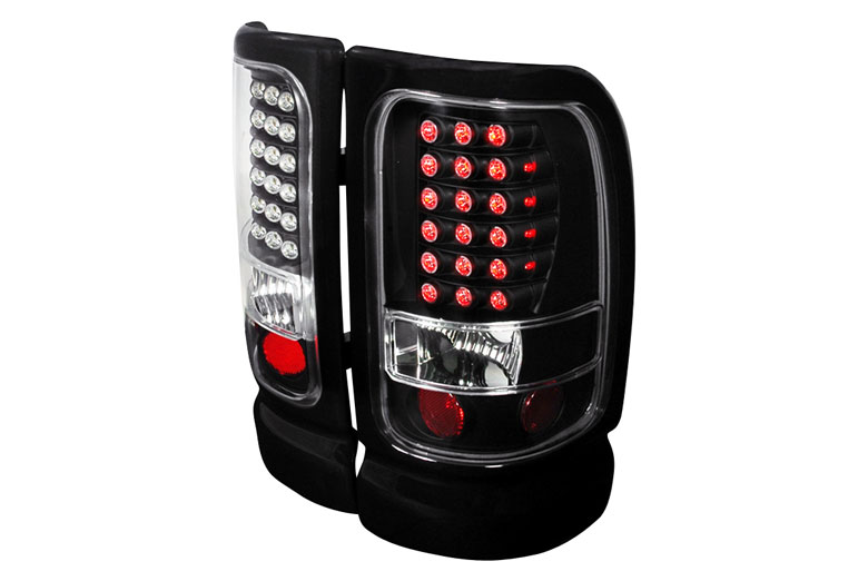 1999 dodge ram custom tail lights 1999 dodge ram. Black Bedroom Furniture Sets. Home Design Ideas