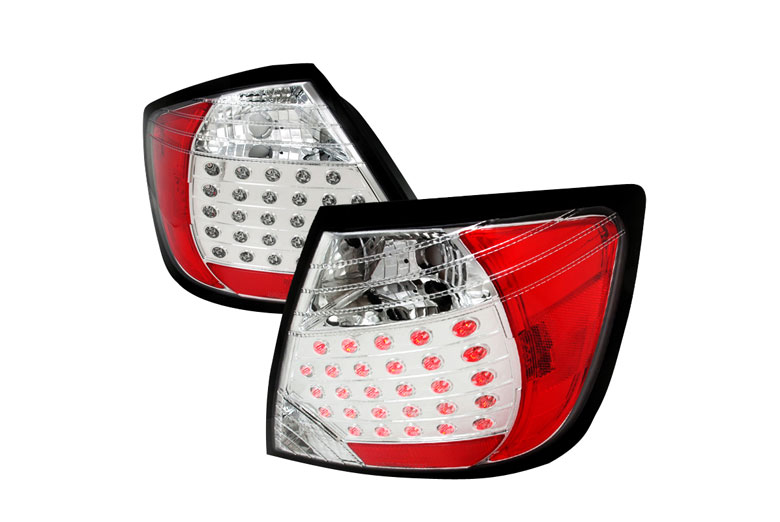 2007 Scion tC Aftermarket Tail Lights