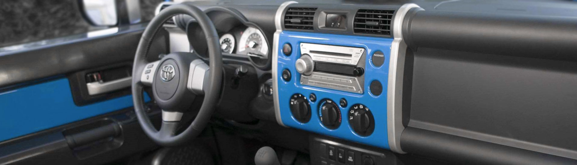 Toyota FJ Cruiser Dash Kits