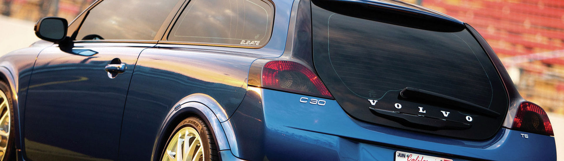 Volvo Tail Light Tint Covers