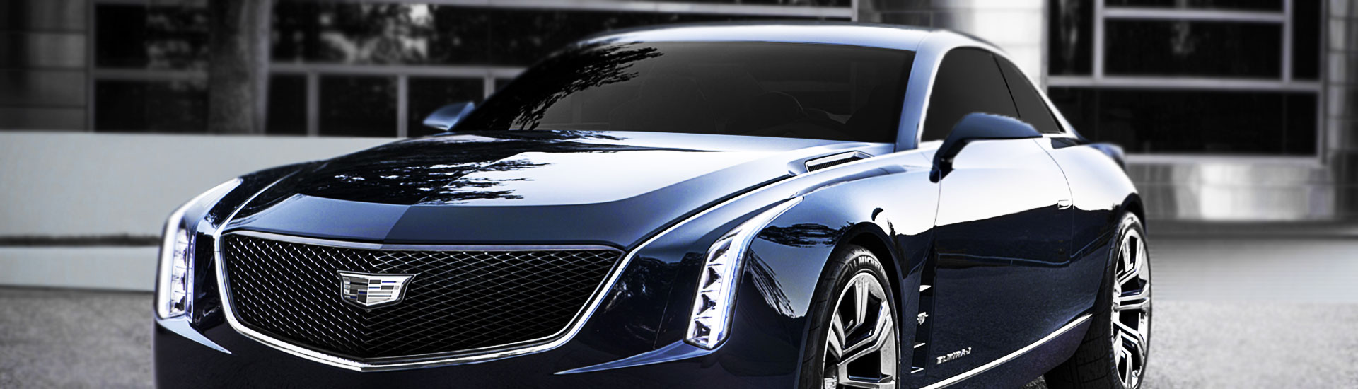Cadillac Window Tint Kit | DIY Precut Cadillac Window Tint