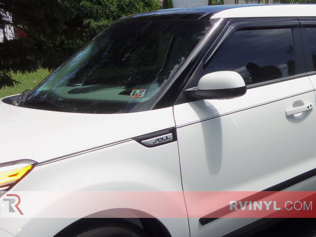 2014-2016 Kia Soul Precut Window Tints