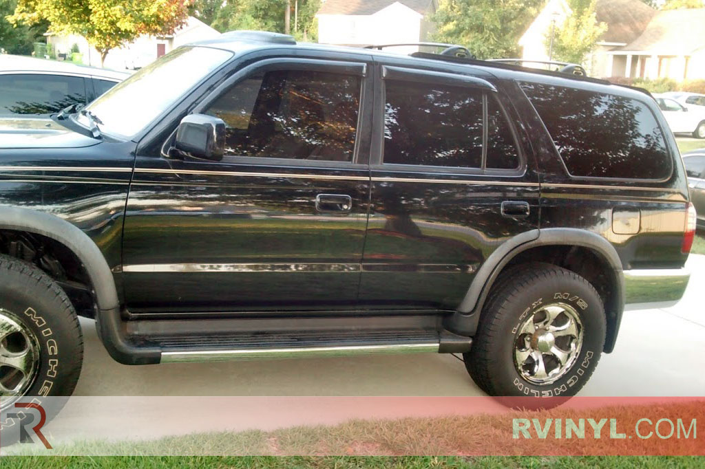 Window Tint - Toyota 4Runner