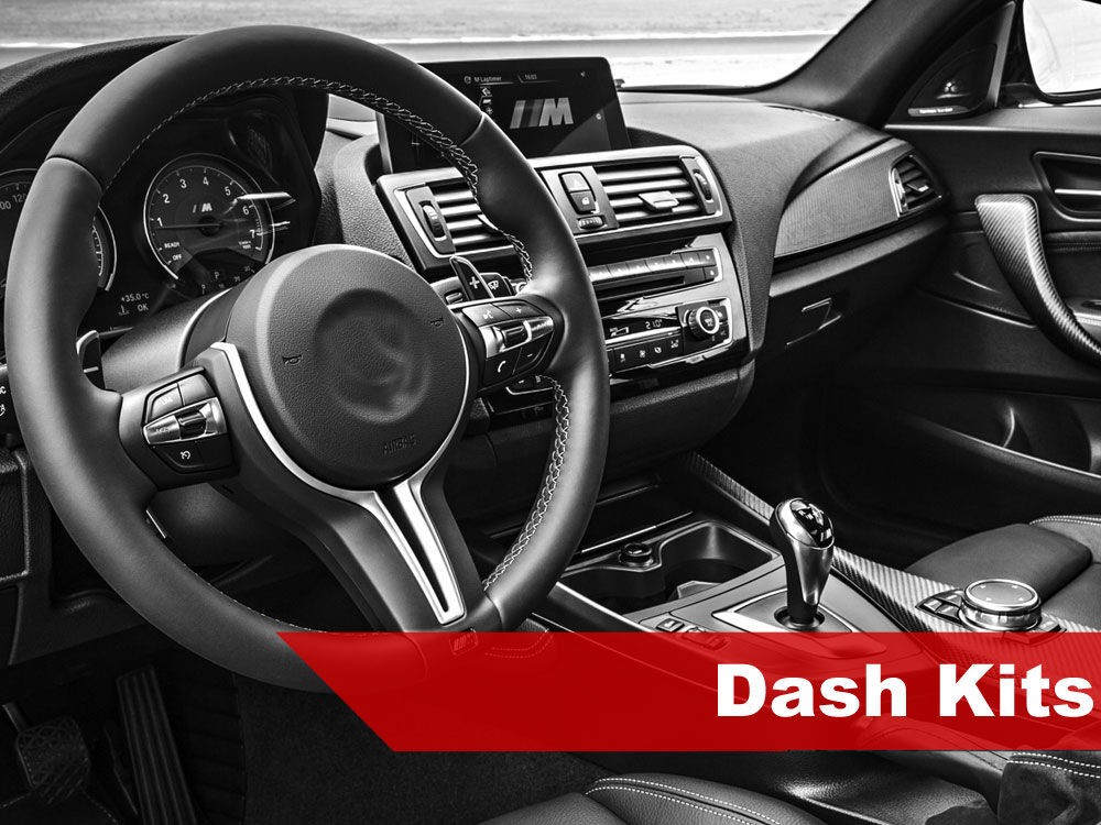 2010 BMW 1-Series Dash Kits