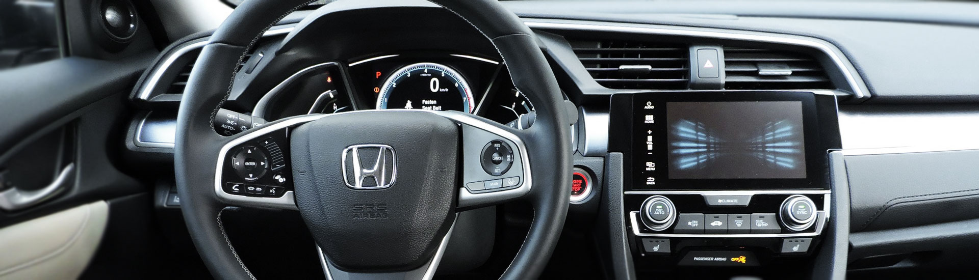 2014 Honda Crosstour Custom Dash Kits