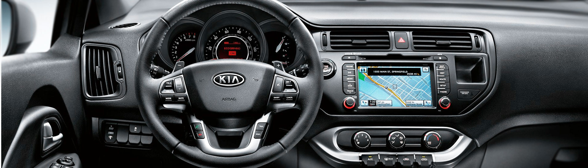 2008 Kia Spectra Custom Dash Kits