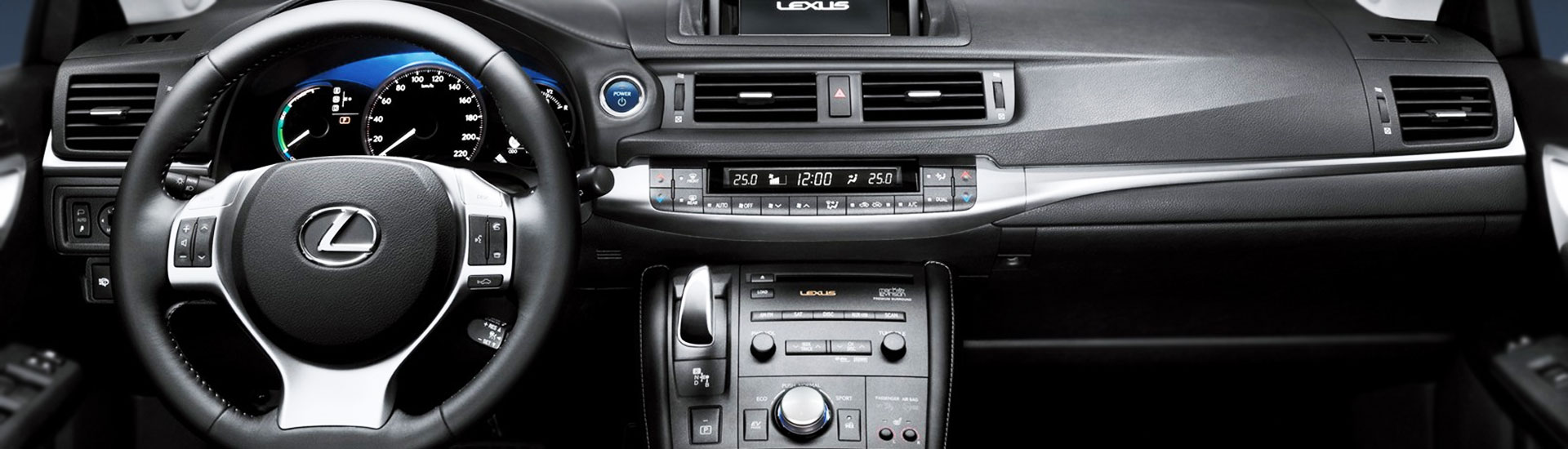 Lexus HS Custom Dash Kits