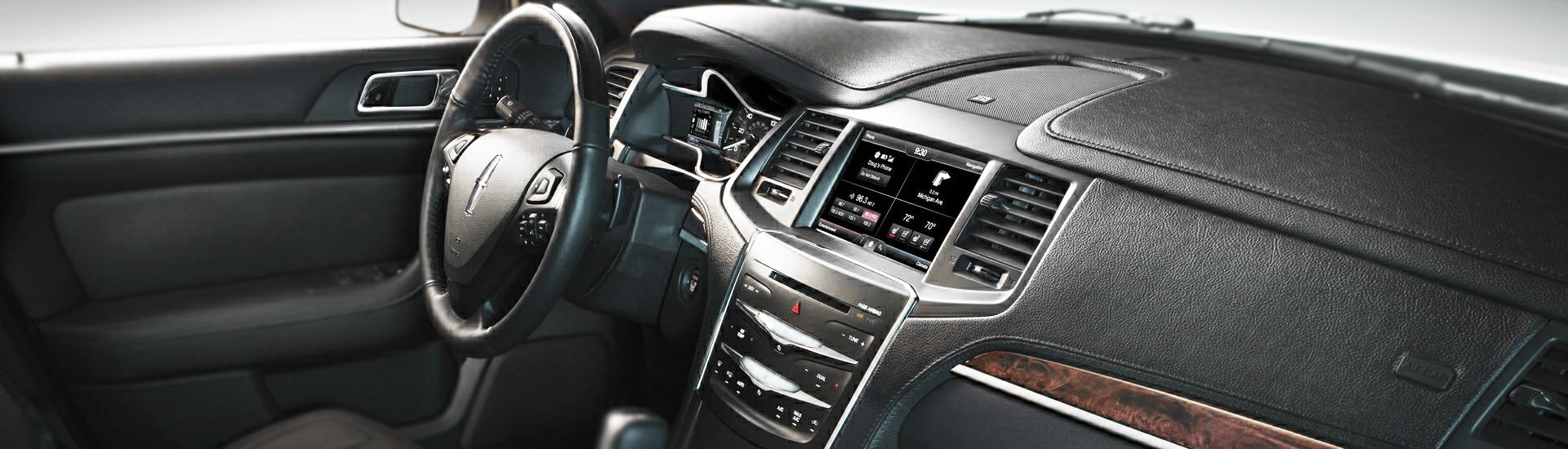 Lincoln MKS Custom Dash Kits