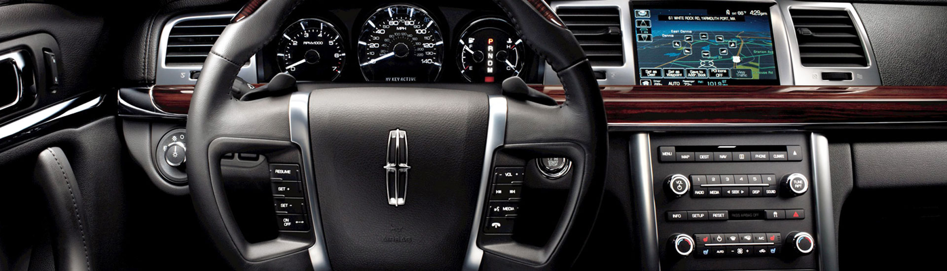 Lincoln MKZ Custom Dash Kits