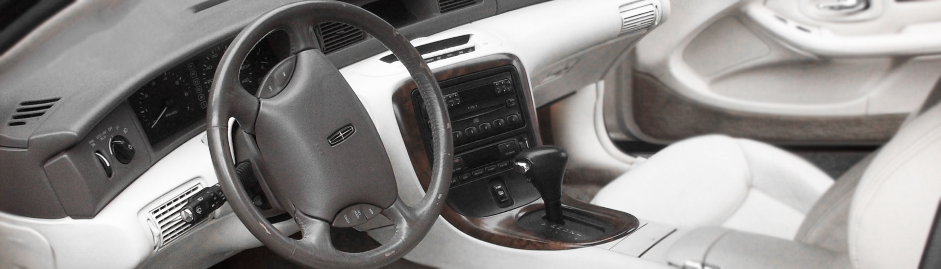 Lincoln Mark VIII Custom Dash Kits