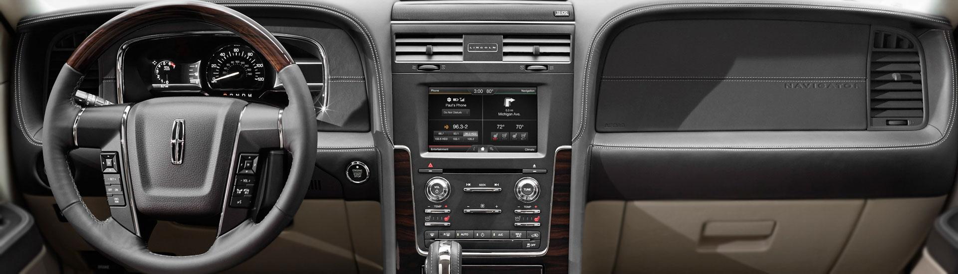 Lincoln Navigator Dash Kits