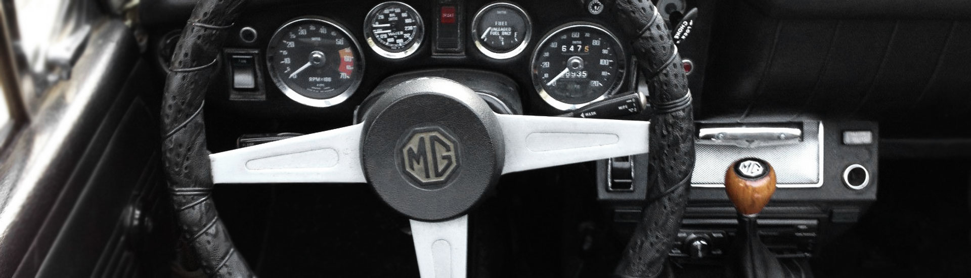 MG Midget Custom Dash Kits
