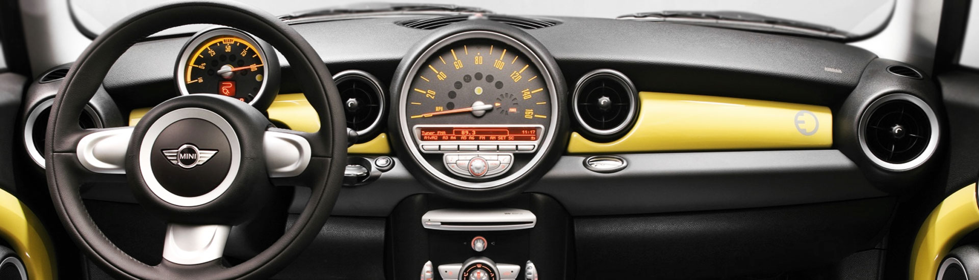 2014 MINI Clubman Custom Dash Kits
