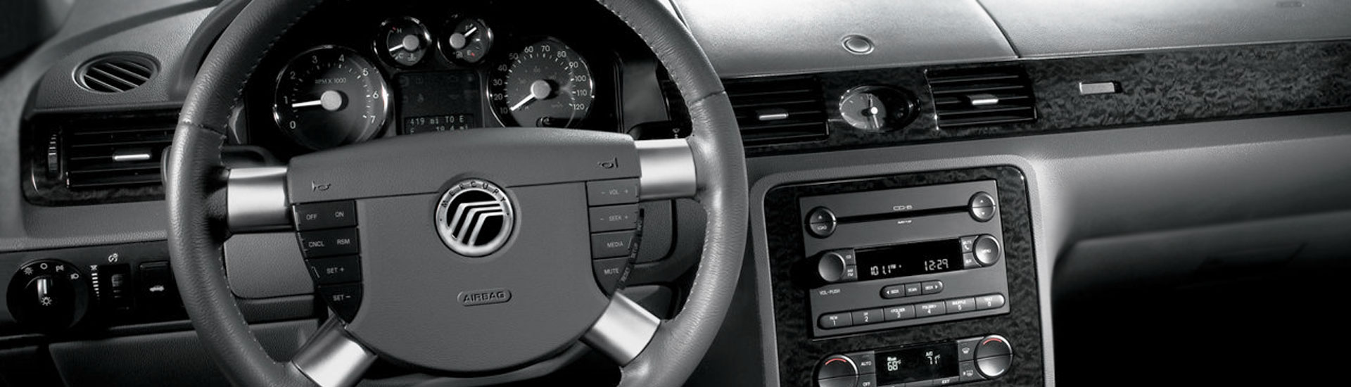 Mercury Montego Custom Dash Kits