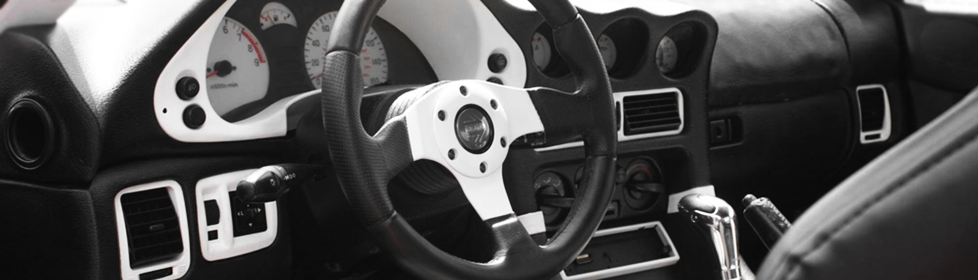 Mitsubishi 3000GT Custom Dash Kits