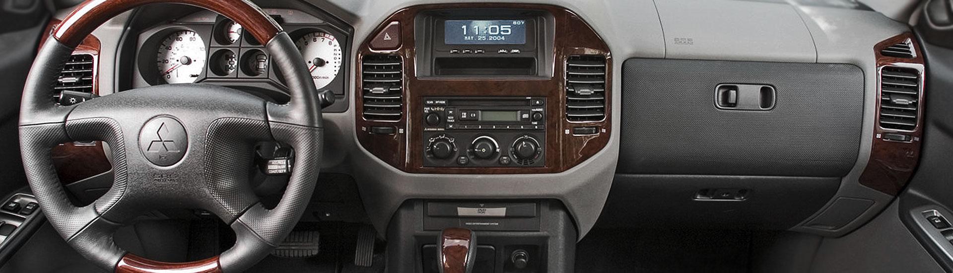 Mitsubishi montero custom dash kits