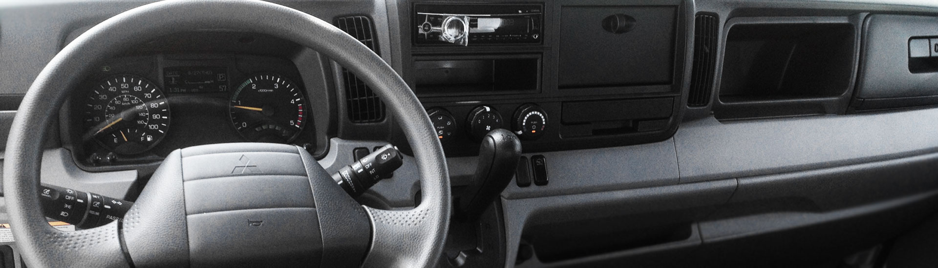 Mitsubishi Vanwagon Custom Dash Kits