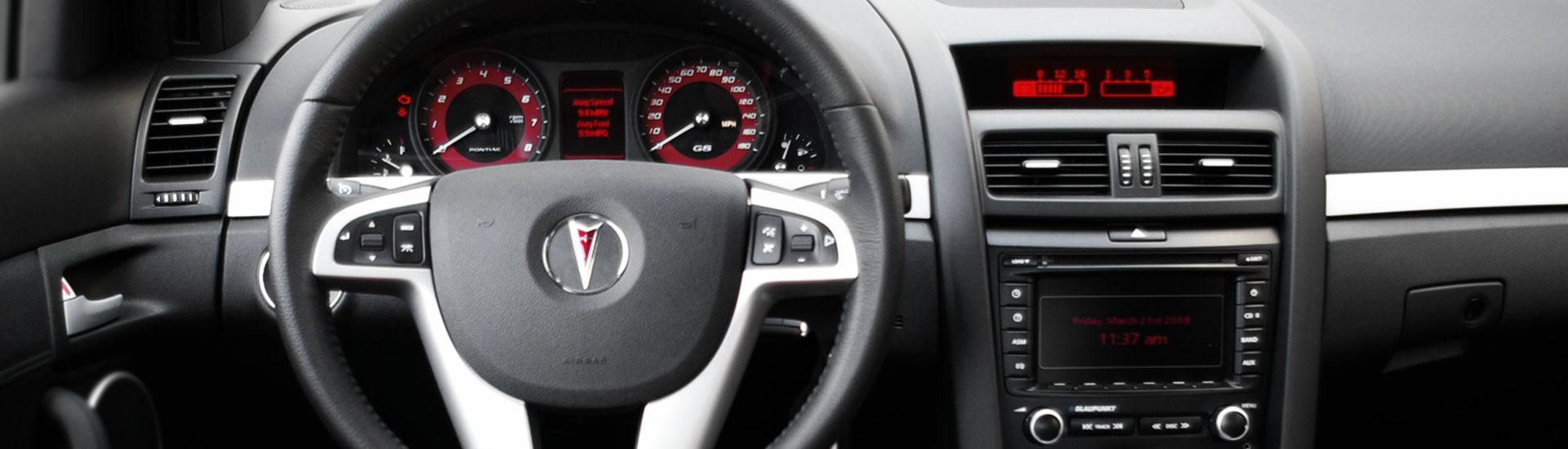 Pontiac G8 Dash Kits Custom Pontiac G8 Dash Kit
