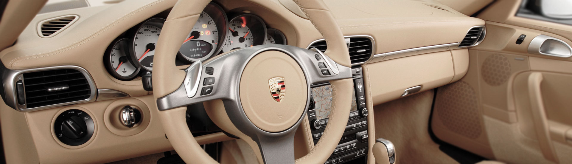 Porsche Carrera GT Custom Dash Kits