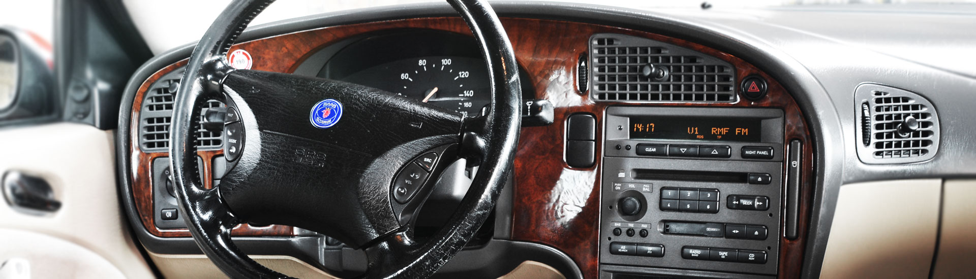 1997 Saab 9000 Custom Dash Kits