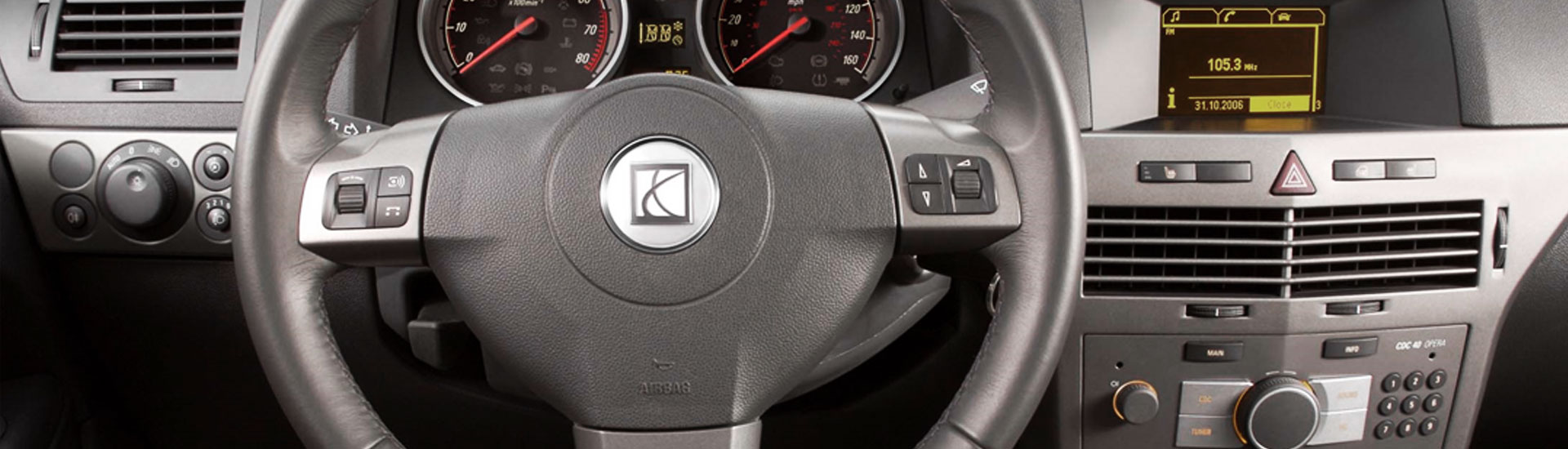 Saturn Astra Custom Dash Kits