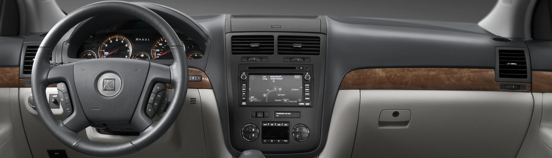 1997 Saturn S-Series Custom Dash Kits
