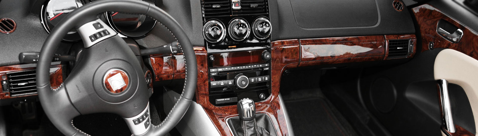 Saturn Sky Custom Dash Kits