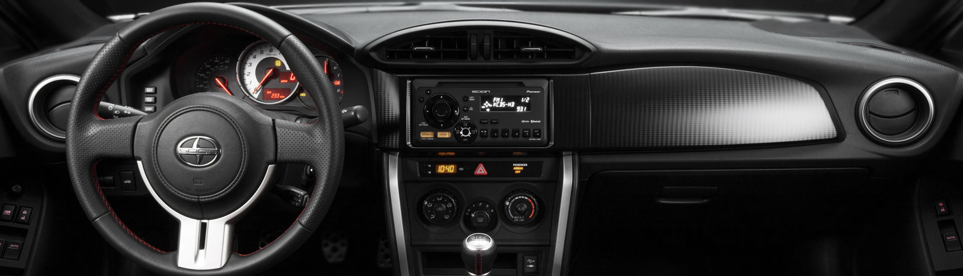2004 Scion xB Custom Dash Kits