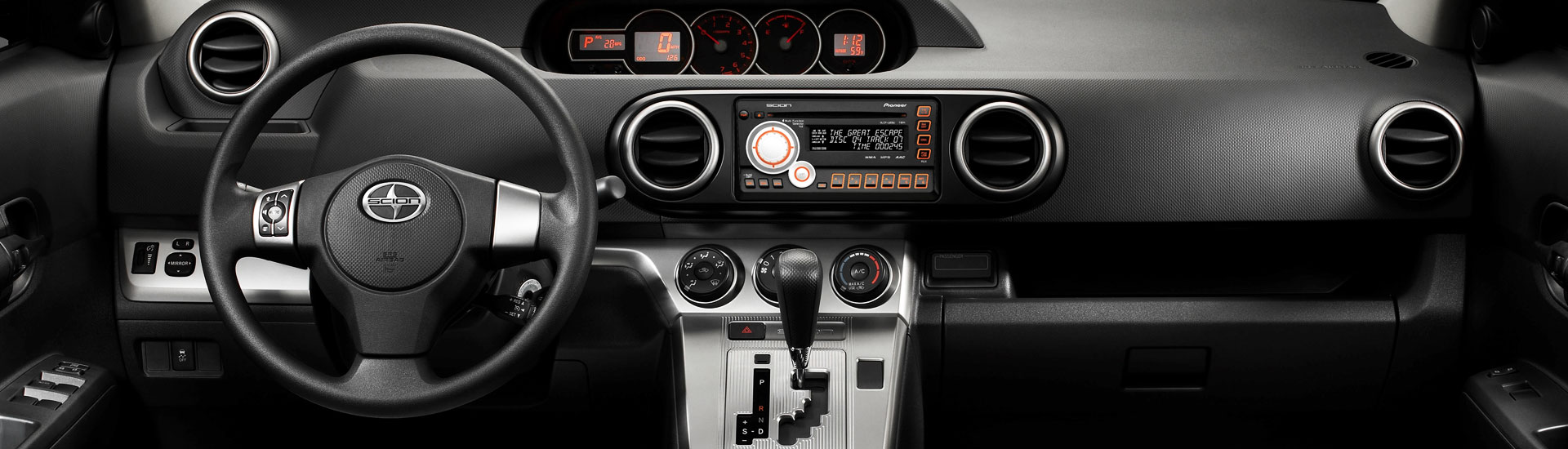 Scion xB Custom Dash Kits