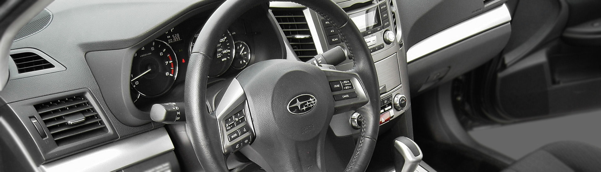 Subaru Justy Custom Dash Kits