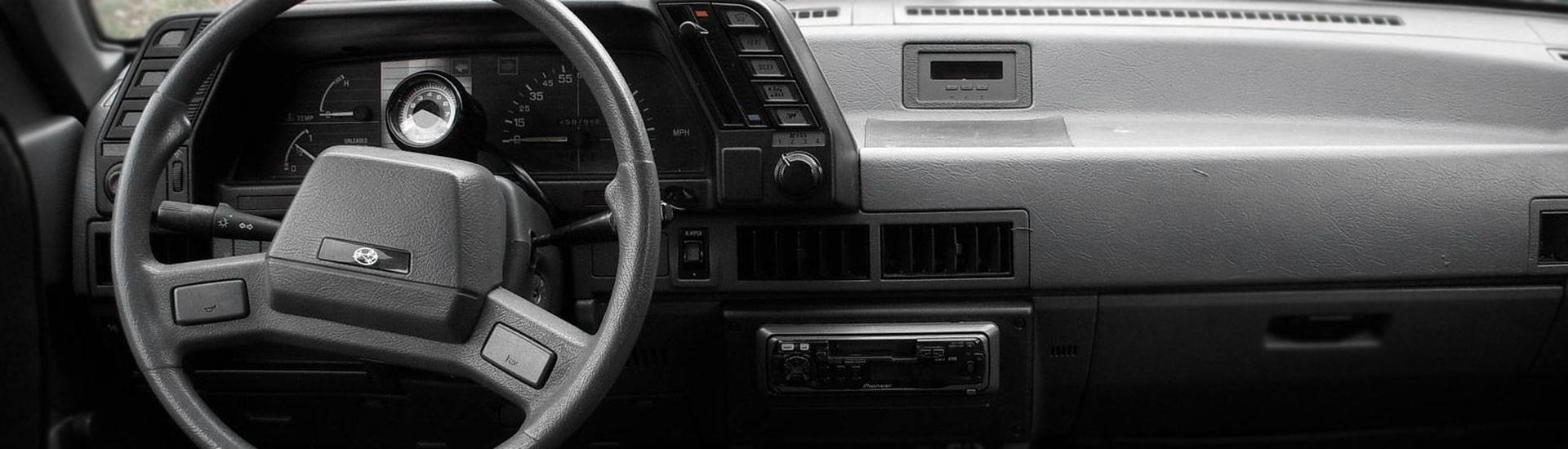Subaru Loyale Dash Kits Custom Subaru Loyale Dash Kit